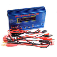 RC iMax B6 Li ion/Polymer Lipo Battery Balance Charger EC3 T Plug Connector 1 6S