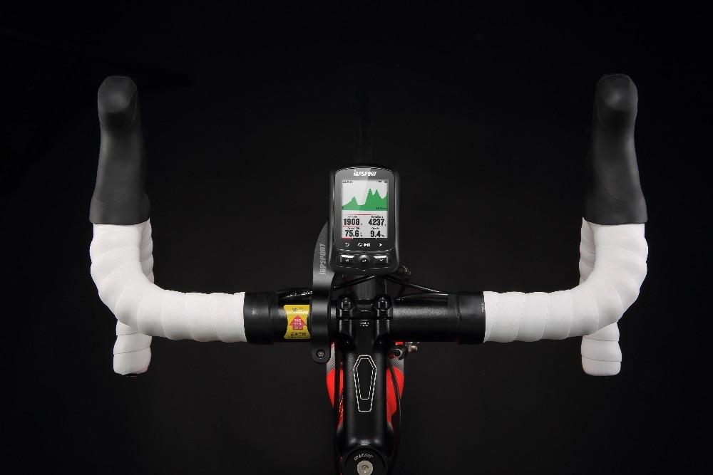 IGPSPORT IGS618 GPS ordinateur de cyclisme sans fil IPX7 étanche vélo chronomètre numérique vélo compteur de vitesse ANT + Bluetooth 4.0