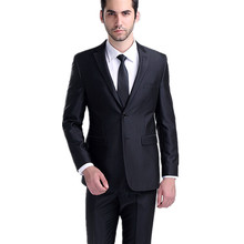 The latest men suits  custom made men wedding suits tuxedos lapel single breasted formal suits business suit  (jacket+pants)