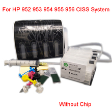 einkshop For HP 952 953 954 955 956 CISS Ink System Without Chip Officejet Pro 8730 8740 8735 8715 8720 8725 Printer