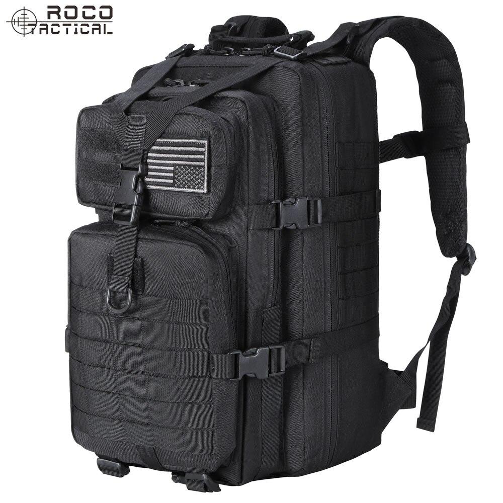 ROCOTACTICAL американские военные тактический рюкзак Малый штурмовой пакет  армия Молл Bug вне Сумка рюкзаки bfa4f242abb