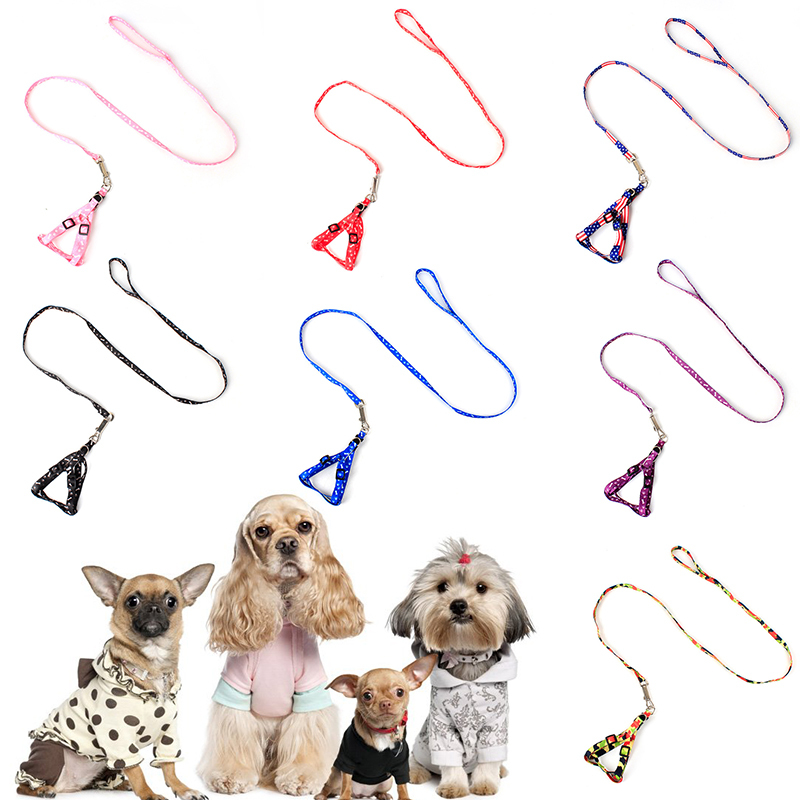 Pet Rope Dog Leash Training Lead Harness Leader Rope Puppy Traction Rope