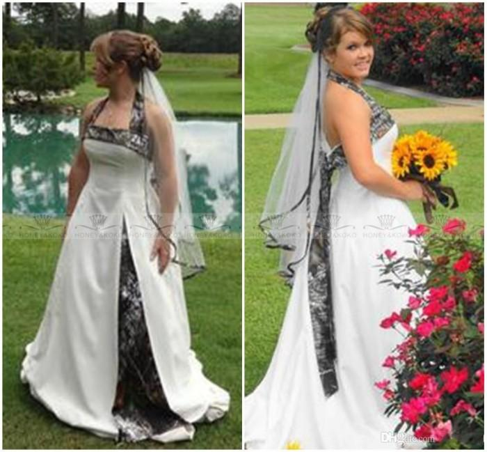 compare prices on plus size camo wedding dress online shopping