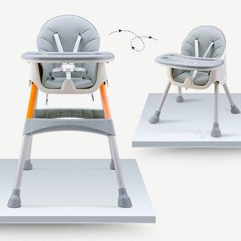 Silla de comer para bebé recién nacido, asiento portátil para bebé, silla de comedor plegable ajustable, silla alta, sillas de alimentación de bebé sin olor