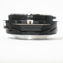 For Nikon F AI AF-S G lens To Canon EOS M EF-M Mount Mirrorless Camera Adapter(China)