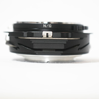 For Nikon F AI AF S G lens To Canon EOS M EF M Mount Mirrorless Camera Adapter