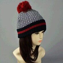 2015 новых Осенью И Зимой На Открытом Воздухе вязаная шапка согреться шерсть шляпа Шапочки случайный колпачок для человека/женщин Бесплатно доставка