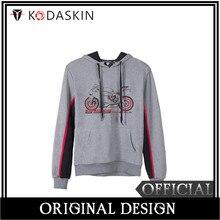 KODASKIN Men Cotton Round Neck Casual Printing Sweater Sweatershirt Hoodies for 899 PANICALE