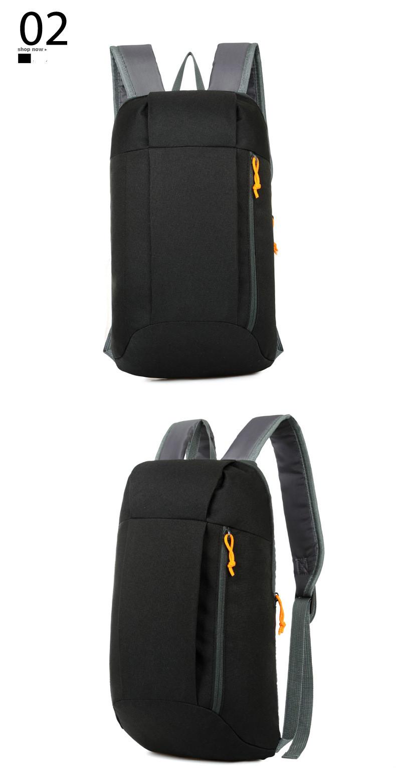 Waterproof S ports Backpack Out Door Luggage Shoulder Women Men School Bags Bagpack Mini Small Teenage Travel Rucksack 9