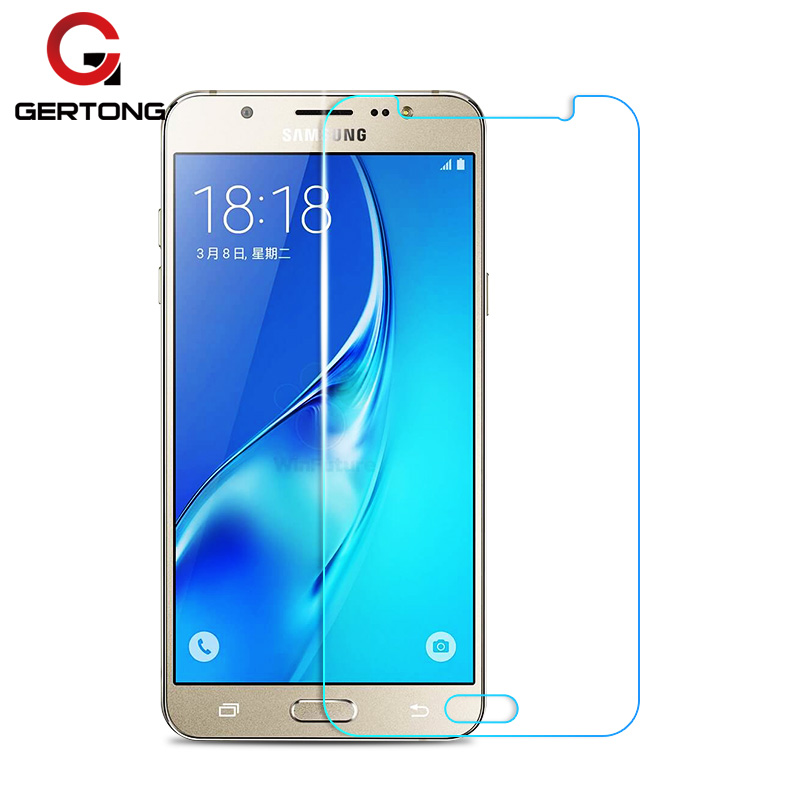 GerTong Transparent Tempered Glass For Samsung Galaxy A5 2016 A3 A7 S5 Neo S3 S4 Mini Screen Protector Film Ultra Thin Glass