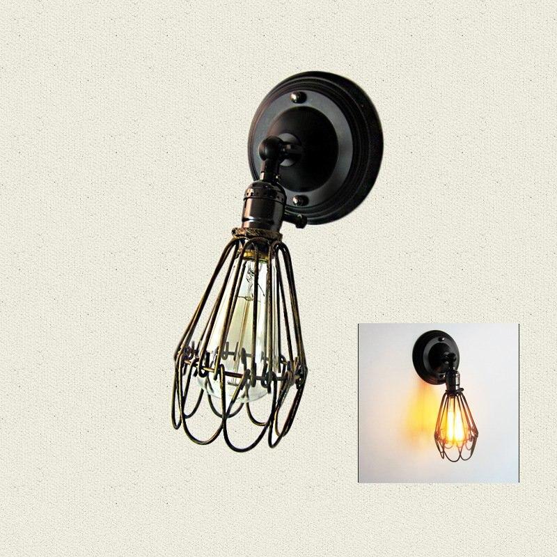Lâmpadas de Parede criativo loft lâmpada de parede Interruptor : Interruptor