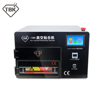 TBK 508 5 в 1 многофункциональная вакуумная машина для ламинирования OCA Встроенная вакуумная помпа воздушный компрессор ЖК Ремонтная машина