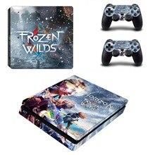 Horizon Zero Dawn PS4 Slim Skin Sticker& Controller Vinyl Skin Sticker