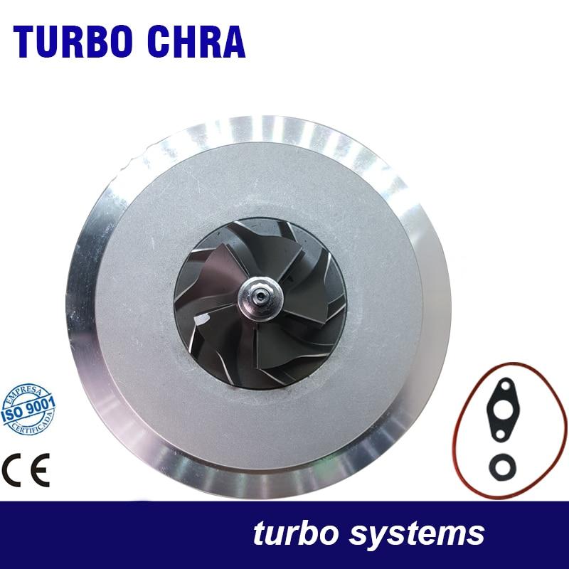 Turbo chra core GT2260V 742417 753392 11657791046 11657791044 7791044E cartridge for BMW X5 3.0D (E53) M57N E53 218HP 03-07