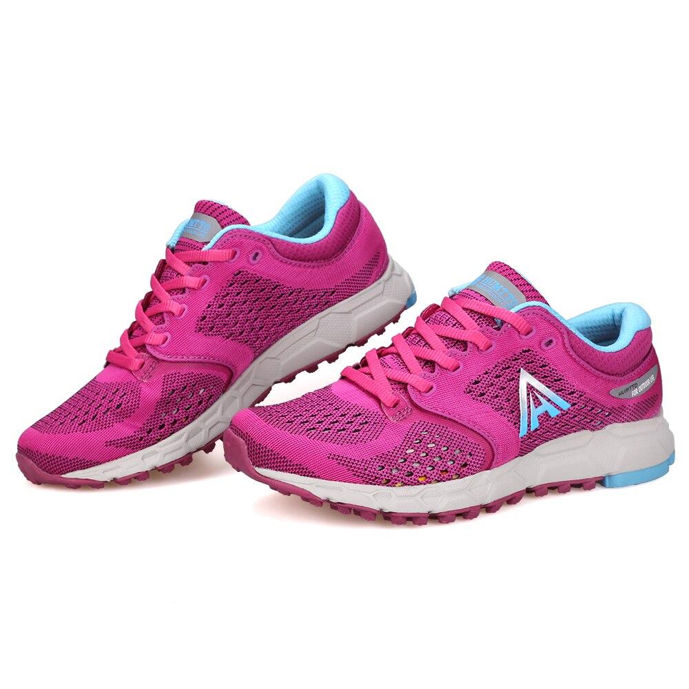 2018 голяшка средней высоты Eva humtto женские s женские уличные спортивные кроссовки для бега женские спортивные беговые кроссовки - 5