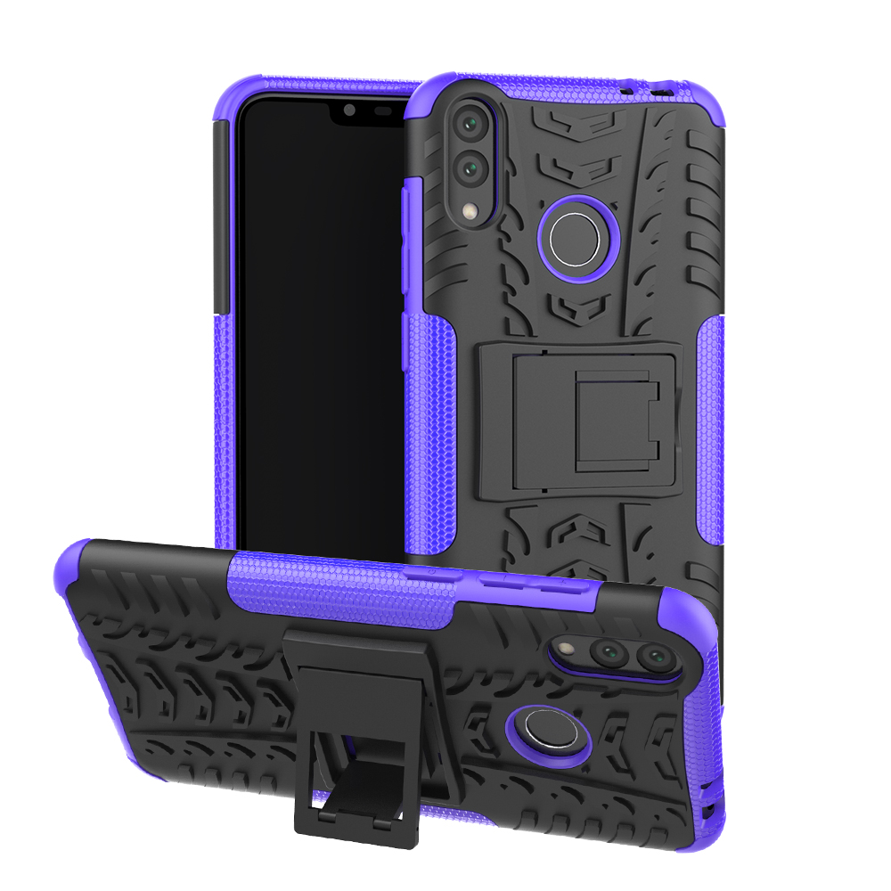 HUAWEI honor 8C purple