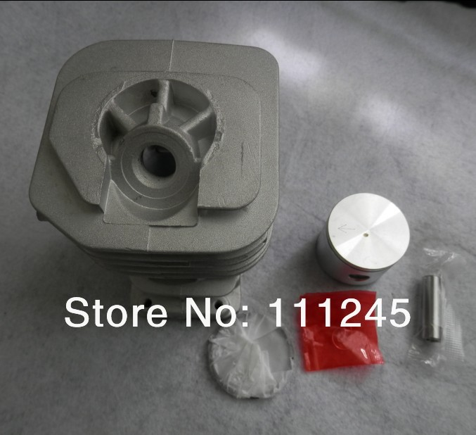 CYLINDER PISTON ASSY  40MM FOR HUS. CHAINSAW 41 141 142  CHAIN SAW ZYLINDER KOLBEN REPL. P/N  530 0699 41 changchai 4l68 engine parts the set of piston piston rings piston pins