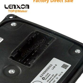 LX Factory high quality A2189009103 For Ben(Z) C Class W204 Led Headlight Ballast Control Unit Auto Parts #A2189000002