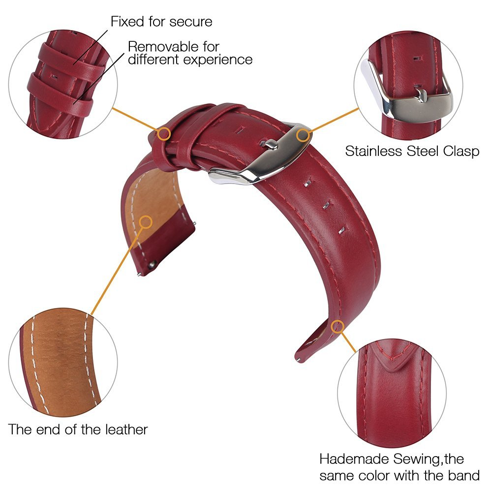 TOROTOP 17 NEW Wristband FOR SAMSUNG GEAR S3 CLASSIC WATCH BAND Smart Accessory Leather Strap Gear S3 Classic frontier BANDS 24