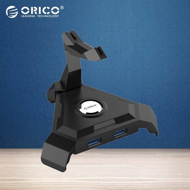 LH4-U3 Orico 4 Портов USB3.0 HUB 5 Гбит/С Кабель для Передачи Данных с Мышь Кабель Управления (Без Адаптера Питания)