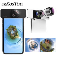 Profession Mobile Phone Lens 360 Degree Panoramic Phone Came