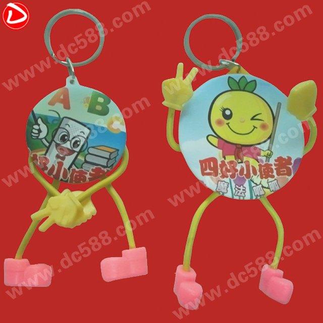 58MM Fancy cartoon button badge  componet,button badge consume material,badge material,button parts,badge making machine factory
