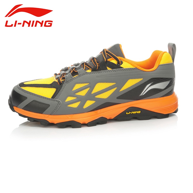 LI-NING 2015 New DMX Technology Non-slip Breathable Charming Lace-up Sport Shoes Sneakers Running Shoes For Men ARDK027 XYP079