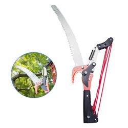 5.5m Elescopic nożyczki narzędzia ogrodnicze przycinanie gałęzi nożyczki nożyce ogrodnicze przycinanie nożyce wysokość GHJ001 w Nożyczki od Narzędzia na