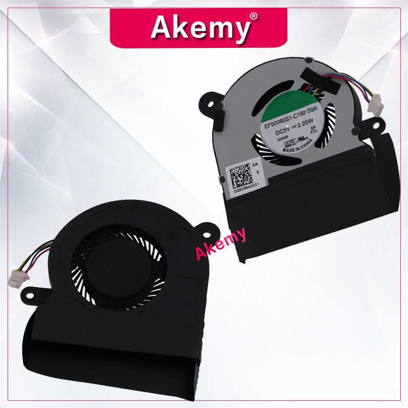 Akemy EF50060S1 C190 S9A DC5V 2.25W DQ5D564K000 CPU COOLING FAN FOR ASUS X200CA CPU COOLING FAN|Fans & Cooling| |  - title=