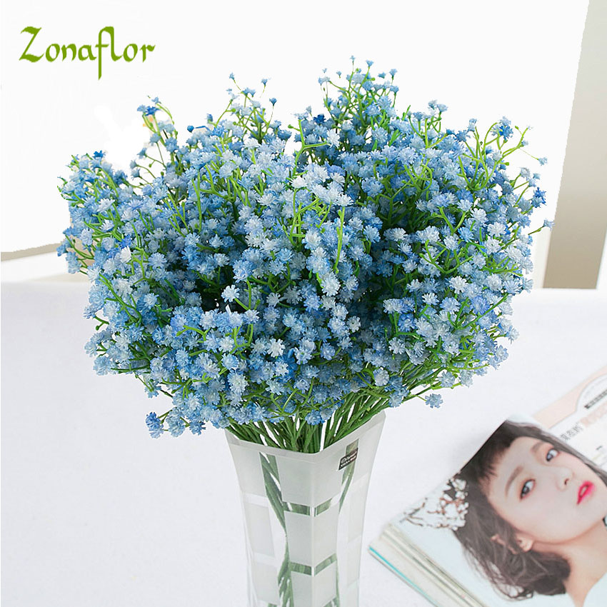 Aliexpress Com Buy Zonaflor Diy Artificial Flower