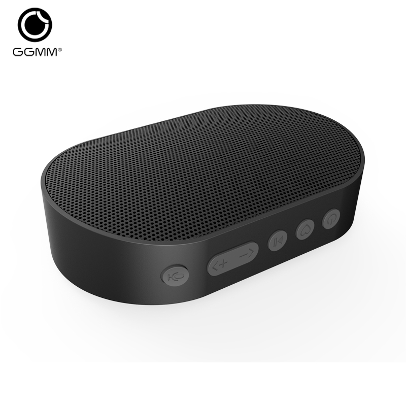 GGMM E2 Portable Speaker Bluetooth Speaker WIFI Wireless Speaker Outdoor Music Speakers Handsfree Calls Work with Amazon Alexa small music tesla coils plasma speakers wireless lighting ion windmills electronic toys gifts