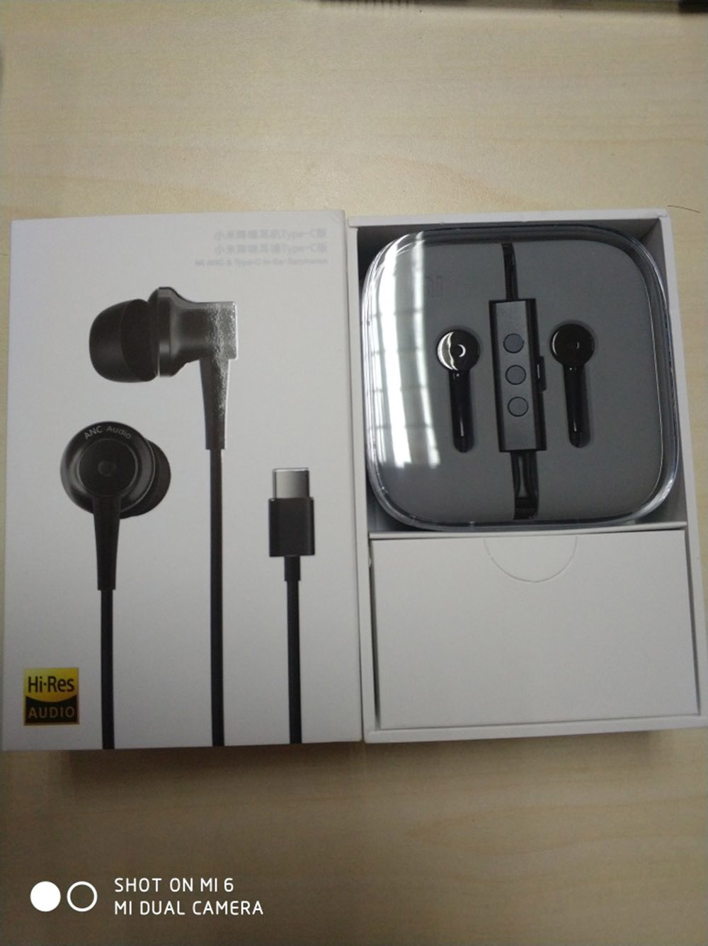 Noise Canceling Headphones Sports Headphones Xiaomi Headphones Original Xiaomi ANC-Tipo C Earphone.. (8)