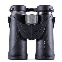 USCAMEL 8x42 Binoculars Professional Telescope Military HD High Power Hunting Outdoor Black