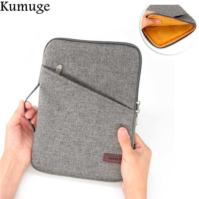 For iPad Pro 11 2018 Case Shockproof Tablet Liner Sleeve Pouch Bag for New iPad Pro 11 inch 2018 Released Cover Capa Para+Stylus