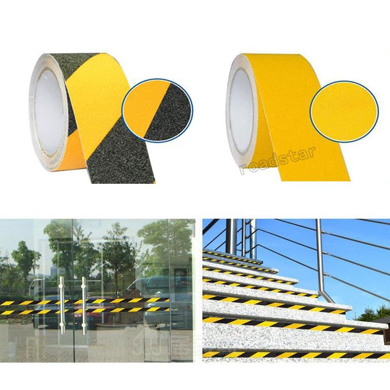 Heet verkoop oppervlakteruwheid antislip veiligheidstape gratis - Accessoires voor auto-exterieur