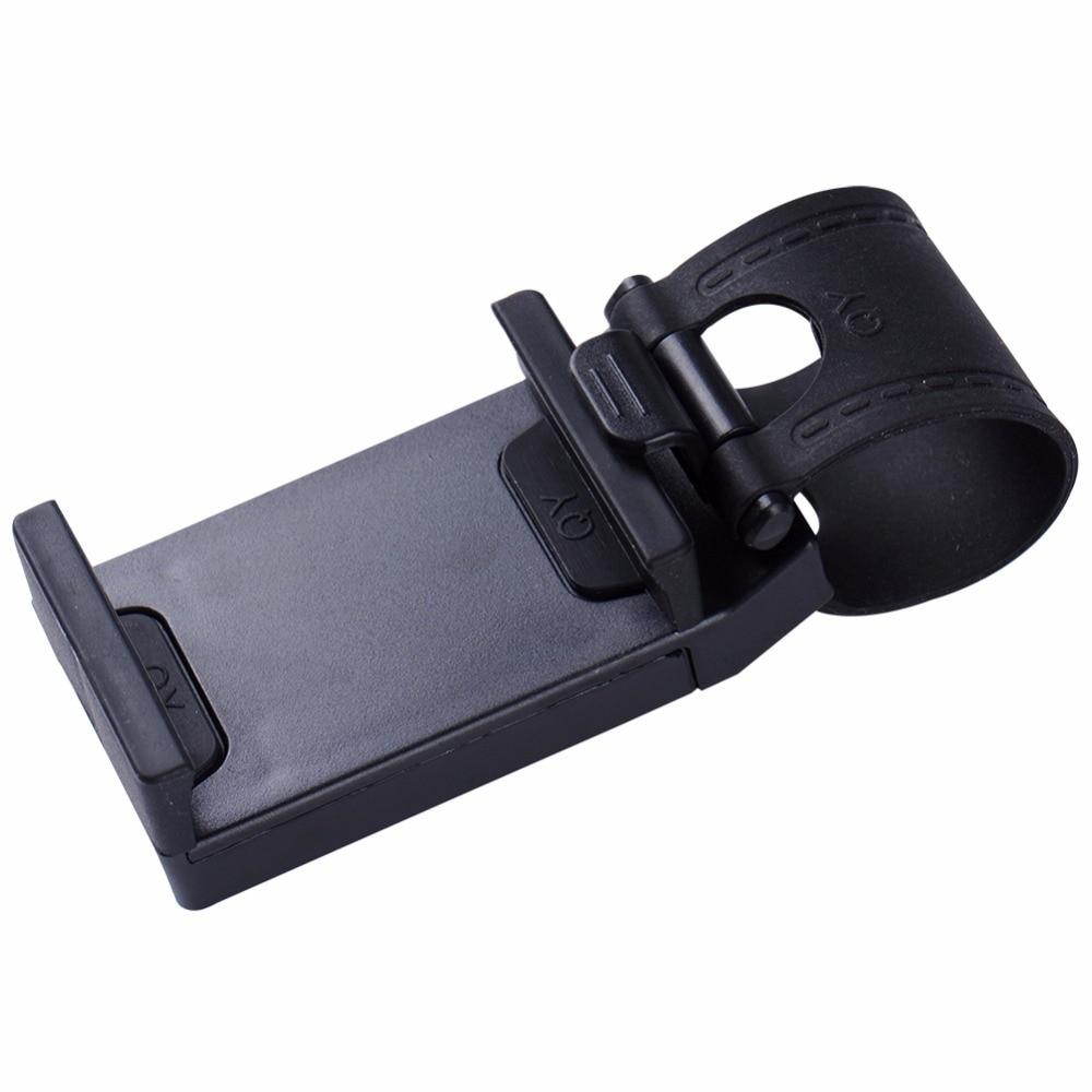 Soporte universal para coche con soporte de zócalo de 55 ~ 85 mm - Accesorios de interior de coche - foto 3
