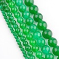 New Arrival 2015 Green  Jade Spacer Beads for Making Jewelry 4MM  6MM  8MM 10MM 12 MM Wholesale