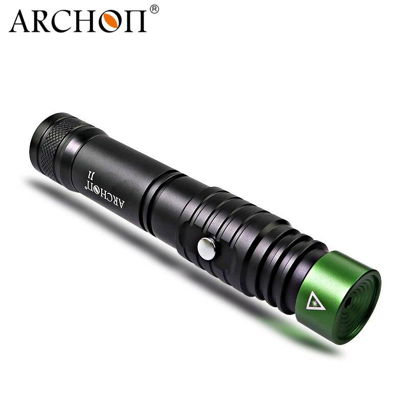 80000Lums XHP70.2 LED lampe de poche professionnelle de plongée sous marine 200m torche LED sous marine XHP70 IP8 lampe de plongée étanche utiliser 26650 - 3