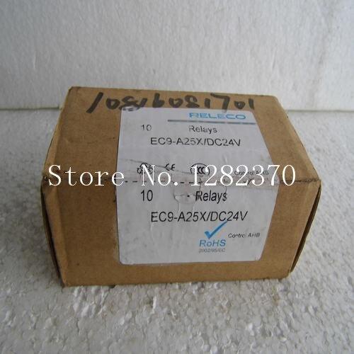 [SA] neue original authentischen RELECO relais EC9-A25X/DC24V Spot -- 10 teile/los