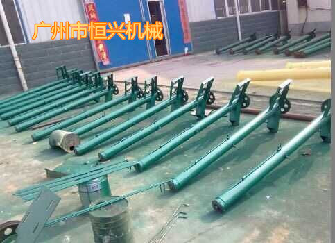 Manufacturers of professional custom rod screw feeder feed