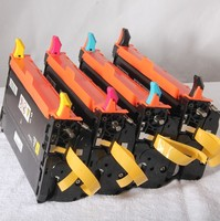 High Quality Replacement for Dell 3110 CN 3110CN 3110 CN 3115CN 3115 CN Color Toner Cartridge Black Cyan Yellow Magenta