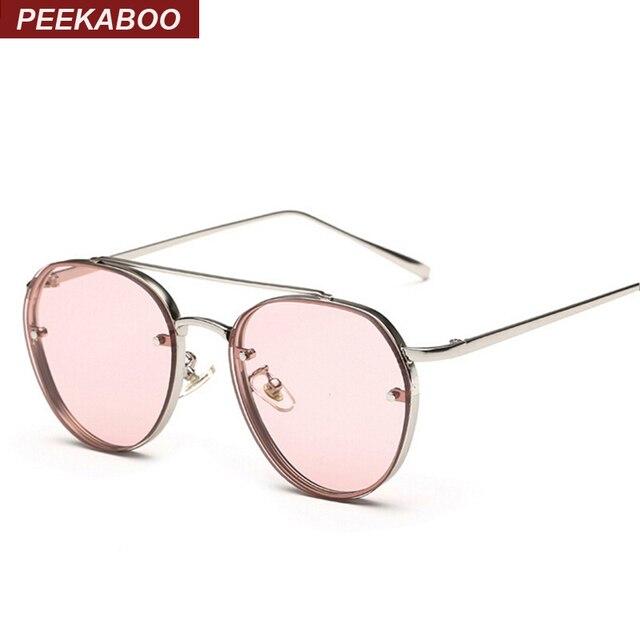 Metal Frame Sunglasses  2