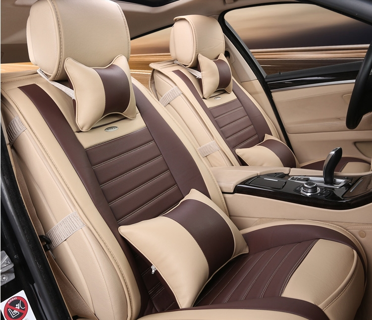Special Car Seat Covers For Toyota Corolla EX 2013 2009 Comfortable Leather 2011 In Automobiles From