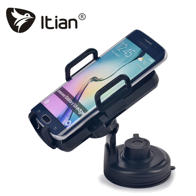 official photos 96141 fff47 US $25.98 |Qi Wireless Charger For iPhone 8 8 plus X Car Air Vent Mount  Holder for Samsung Note8/S8+/S7 edge/Note5/s6 edge+ USB Car Charger-in ...