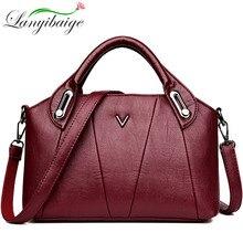 2019 femmes sacs à main en cuir Vintage en cuir souple femme bandoulière sacs à bandoulière dames concepteur marque de luxe haut poignée sacs