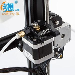 Image 3 - CREALITY 3D CR 10 מיני חצי התאסף אלומיניום 3D מדפסת ערכת הדפסת גודל 300*220*300mm לחדש הדפסה כיבוי פונקציה