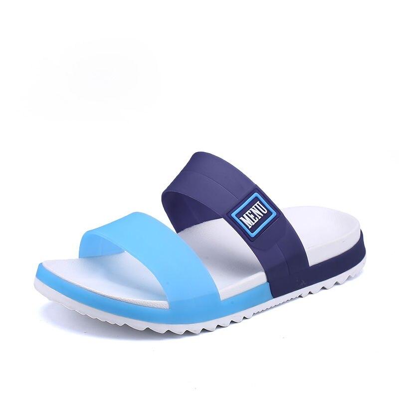 LAISUMK Summer Beach Men Slippers Casual Shoes Double Buckle Man Slip on Flip Flops Flats Camouflage Flip Flop Indoor & Outdoor 80