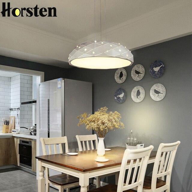 Horsten Moderne Einfache Esszimmer Pendelleuchten Runde