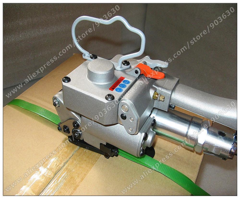 HandHeld XQD-19/25 - pneumaatiline rihmimisriist, pakkimisrihm PP - Elektrilised tööriistad - Foto 2