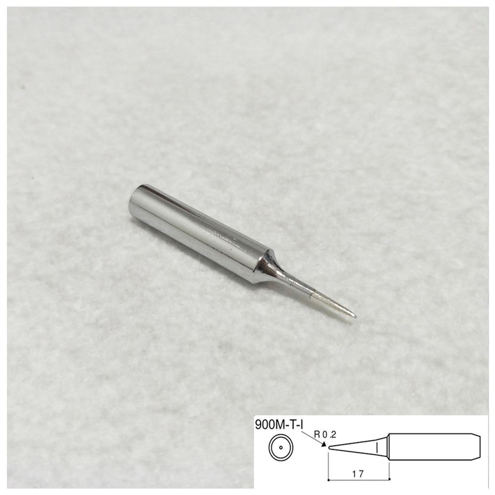 10PCS 900M-T-I 936 900M-T-I Replace Pencil Soldering Solder Iron Tip New